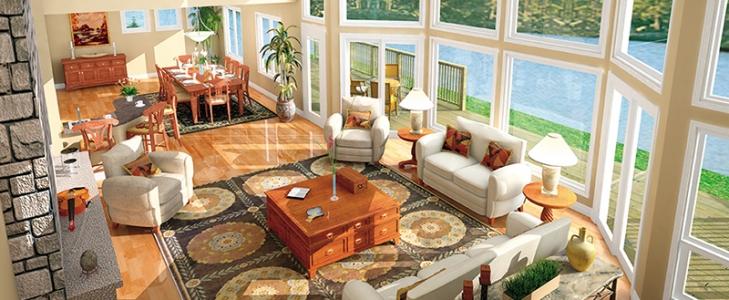 The Granville interior