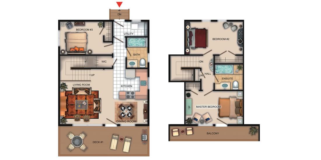 The Lausanne Floorplan